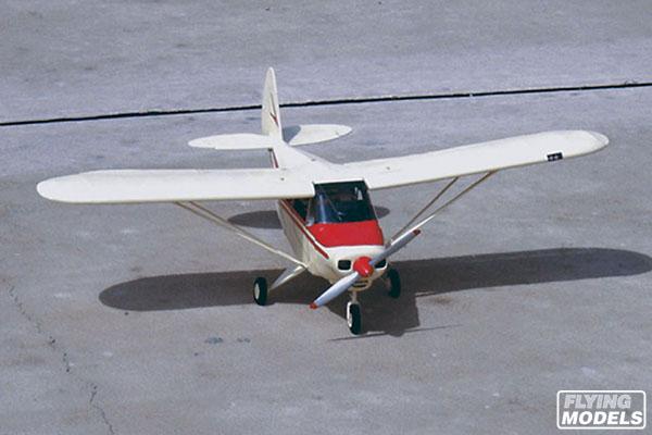 Flying Models - Barnstormers - March 2013