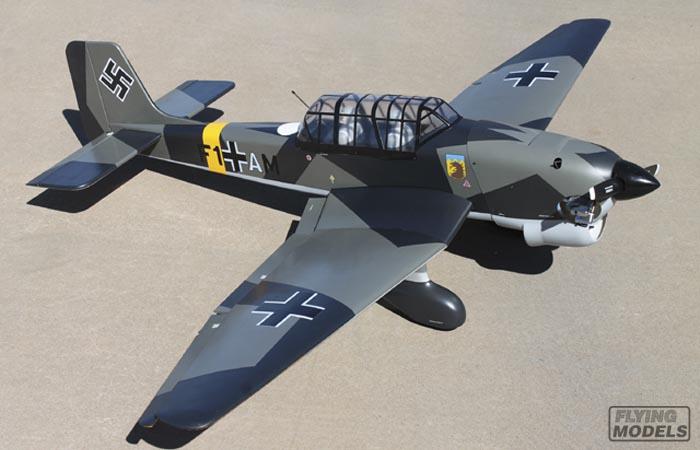 Flying Models - Barnstormers