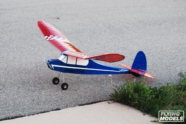 Flying Models - Barnstormers - November 2013